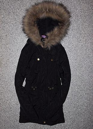 Куртка ветровка с утеплителем