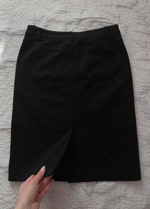 Черная юбка basler