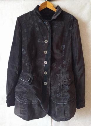 Стильное пальто люксового бренда marithe francols girbaud, фра...