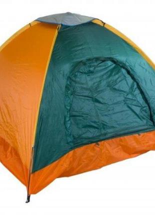 Лёгкая и прочная палатка для кэмпинга