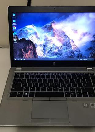 """Ультрабук HP Folio 9470m i5-3427U 8Gb ОЗУ SSD 120Gb 14"""" Ноутбук"""