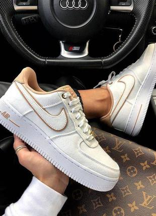 Nike air force 1 07 женские кроссовки