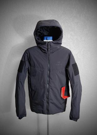 Утепленная куртка arc'teryx cold wx men's оригинал, rrp 450 евро