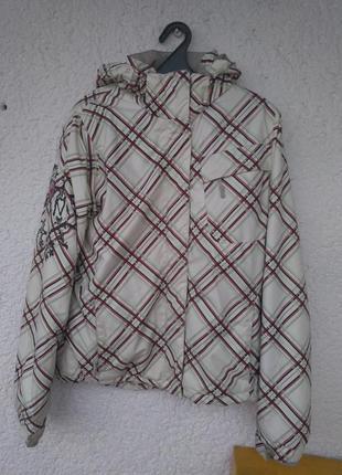 Куртка campus 176 l xl женская мембрана waterproof breathable ...