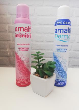 Дезодоранты Amalfi Infinity