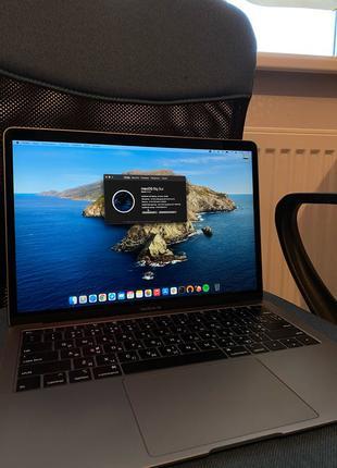 Apple Macbook Air 2018 Space Grey (MRE82)