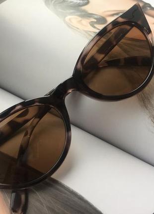🔥летняя распродажа!!!!очки 😎 тренд сезона🔥🔥🔥 леопард🐆