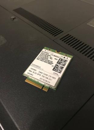 3G/4G/LTE m.2 модем для HP EliteBook 840 850 1040 9480m G1 G2