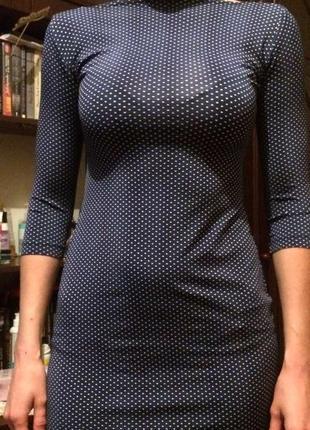 Мини платье, туника