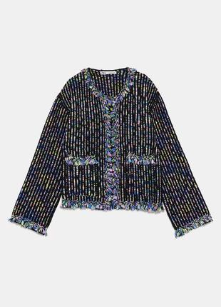 Пиджак женский zara испания