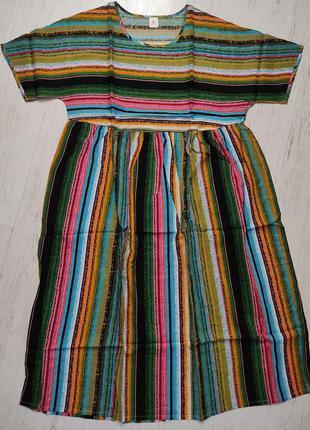 Платье женское летнее oversize
