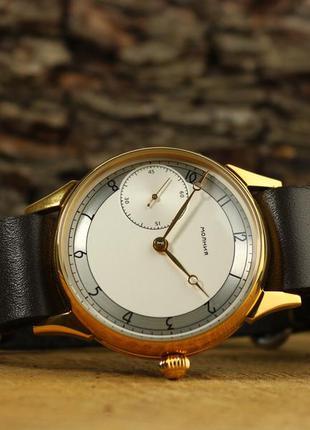Советские мужские часы молния. сделано в ссср.