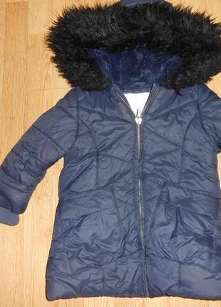 Куртка на девочку 3 года