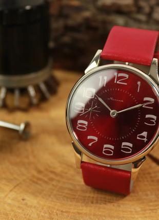 Мужские наручные часы молния. сделано в ссср.