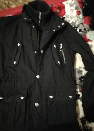Куртка зимняя для подростка.