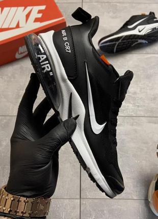 Nike air presto cr7 black white