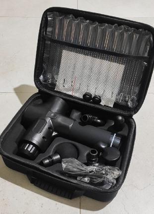 Массажный пистолет с сенсорным ЖК-дисплеем