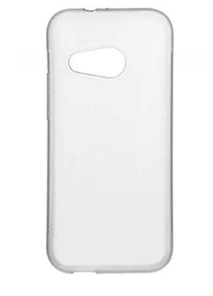 Накладка Drobak Elastic PU для HTC One M8 mini  clear