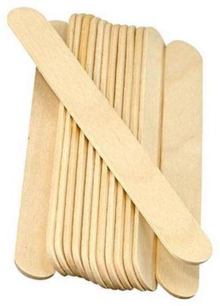 Шпателя деревянные