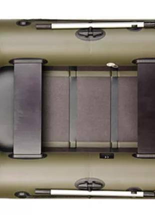 Новая надувная лодка фирмы «BARK» В-240С от официального дилера.