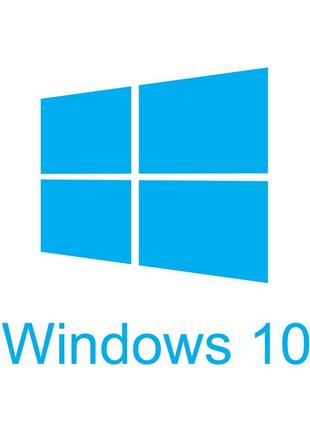 Windows 10(home) 64-bit Лицензия
