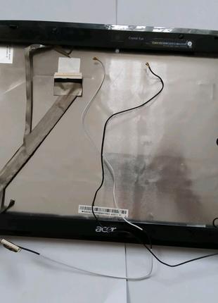 Крышка матрицы + рамка, шлейф для Acer aspire 5536g