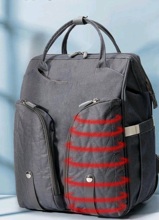 Рюкзак для мамы Рюкзак манеж
