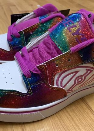 Роликовые кроссовки Heelys Motion Plus 38 размера, Оригинал.