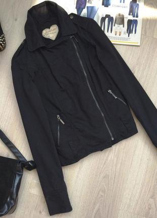 Пиджак косуха коттоновый