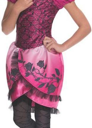 Платье Ever After High Briar Beauty Брайер Бьюти костюм 5-7 лет
