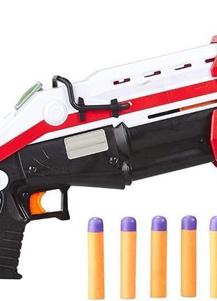 Бластер Нерф Фортнайт Nerf Fortnite TS-1 Blaster c Mega стрелами