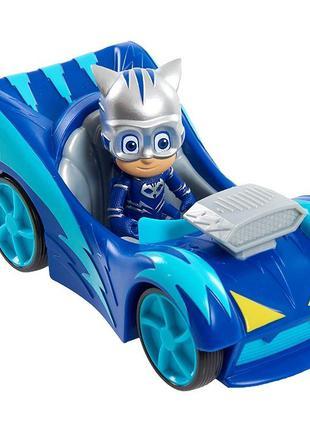 PJ Masks Герои в масках Кэтбой и скоростной автомобиль Catboy ...
