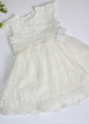 Шикарное кружевное платье matalan англия