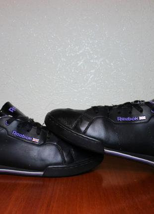 Кроссовки reebok classic leather  оригинал