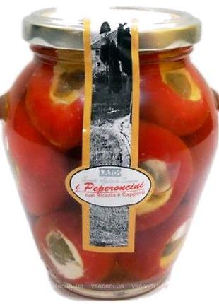 Перец фаршированный Италия 280 грамм
