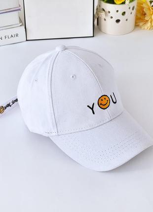 Бейсболка you головные уборы кепка панамка шапка 1357