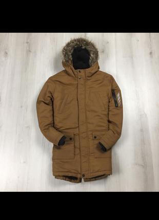 Мужская куртка парка primark