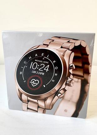 Michael kors женские смарт умные часы оригинал smart watch жін...