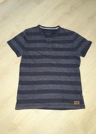 Мужская футболка tom tailor в идеальном состоянии