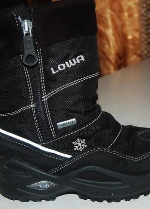 Lowa зимние ботинки 27 размер