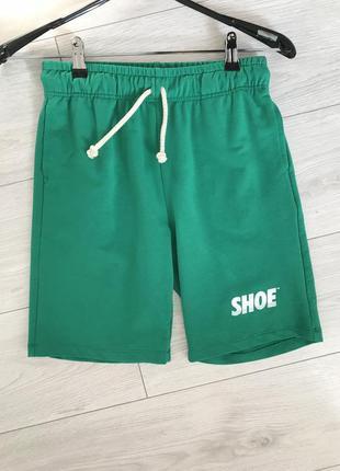 Шорты, яркие зеленые шорты на мальчика shoe, спортивные шорты.