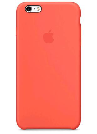 Силиконовый чехол Apple Silicone Case для iPho