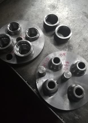 Пресформа (заводские гнезда) манжета 1-50х40-6