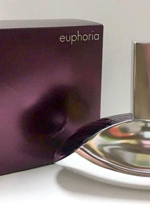 Calvin Klein Euphoria women Оригинал EDТ  7 мл Затест