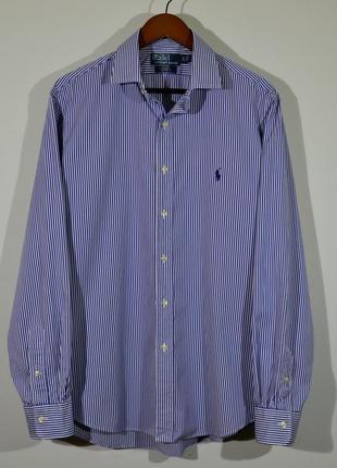 Рубашка мужская, полосатая polo ralph lauren shirt