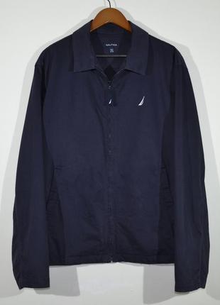 Куртка харик nautica harington jacket