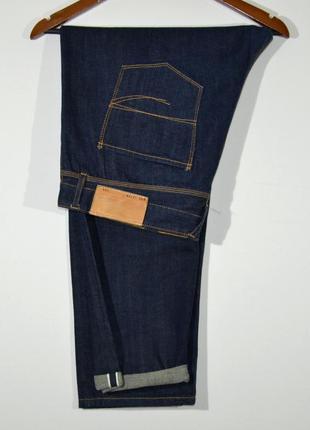 Джинсы a/b p.i hagberg & co selvage jeans