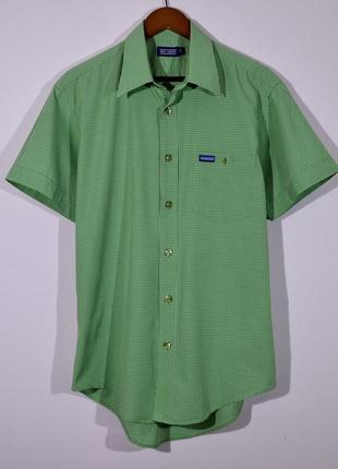 Рубашка шведка в клетку nigel cabourn shirt