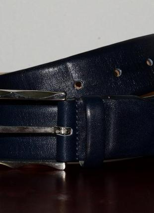 Кожаный ремень, пояс abba shuhe leather balt