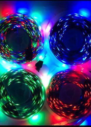 Светодиодная лента RGB 5 метров